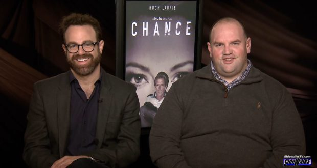 Paul Adelstein and Ethan Suplee - Chance