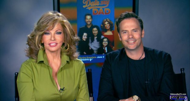 Raquel Welch and Barry Watson - Date My Dad