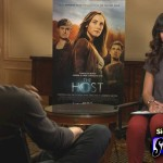 Veronica interviews Jake Abel and Max Irons