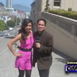 SIDEWALKS' Veronica Castro and Richard R. Lee