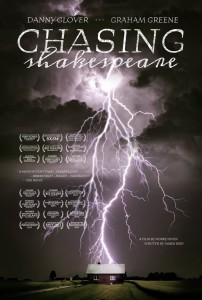 Chasing Shakespeare Poster