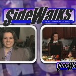 Host Cindy Rhodes interviews Debi Mazar and Gabriele Corcos