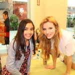 Leia with Bella Thorne