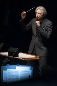 SF Symphony Music Director Michael Tilson Thomas. Photo: STEFAN COHEN