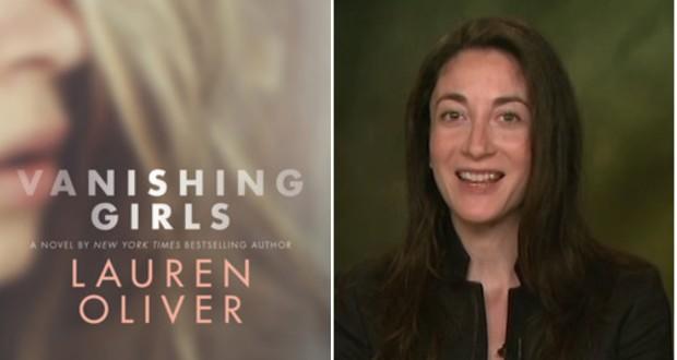 Author Lauren Oliver -Vanishing Girls