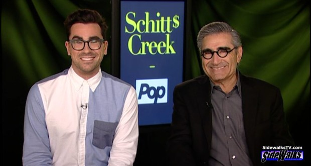 Daniel and Eugene Levy