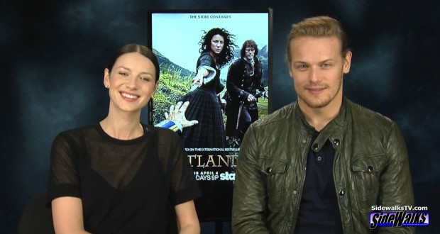 Outlander Stars (2015)