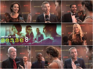 Sense8 collage