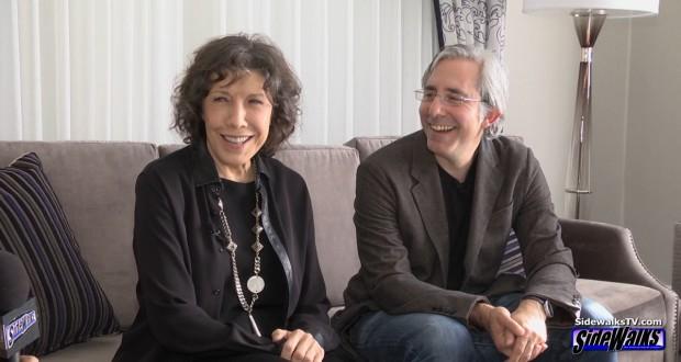 Lily Tomlin & Paul Weitz