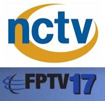 NCTV and FPTV station logos