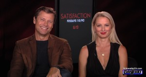 Grant Show & Katherine LaNasa