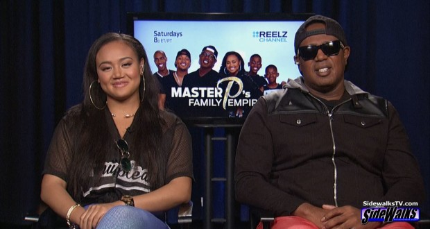 Cymphonique and Master P