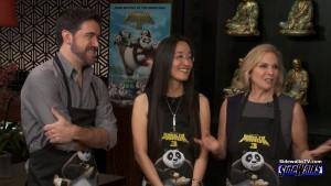 Kung Fu Panda Filmmakers