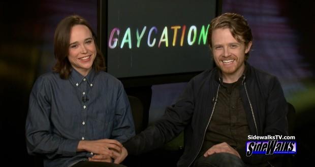 Ellen Page & Ian Daniel