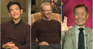 Star Trek actors