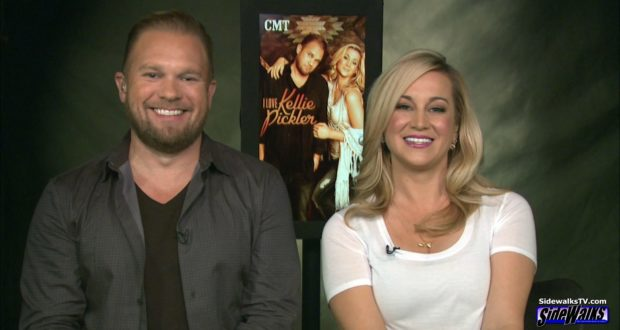 Interview kellie pickler and kyle jacobs sidewalks entertainment kyle jacobs and kellie pickler m4hsunfo
