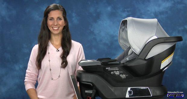 Self-Installing Car Seat with Mara McFadden