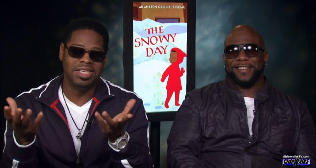 Boyz II Men - Nathan Morris and Wanya Morris