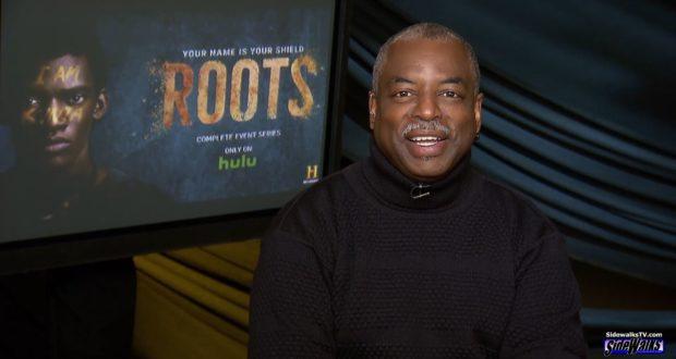 LeVar Burton - Roots