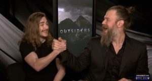 Kyle Gallner and Ryan Hurst - Outsiders