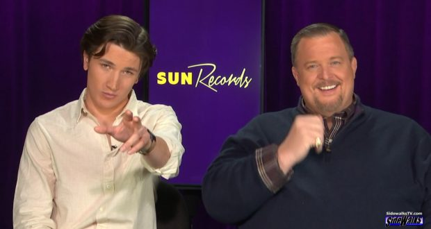 Drake Milligan and Billy Gardell - Sun Records