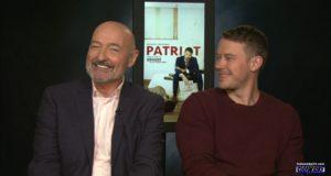Terry O'Quinn and Michael Dorman - Patriot