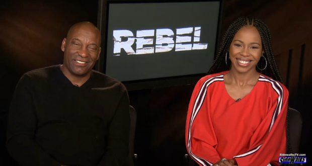 John Singleton and Danielle Mone Truitt - Rebel