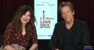Kathryn Hahn and Kevin Bacon