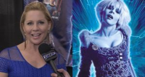 Gigi Edgley and her Farscape character Chiana Header