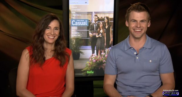 Michaela Watkins and Tommy Dewey - Casual