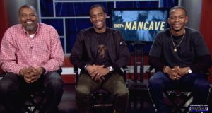 "Man Cave: Jeff Johnson, Gerald ""Slink"" Johnson and Marcos ""Kosine"" Palacios"