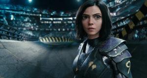 Image from Alita: Battle Angel film