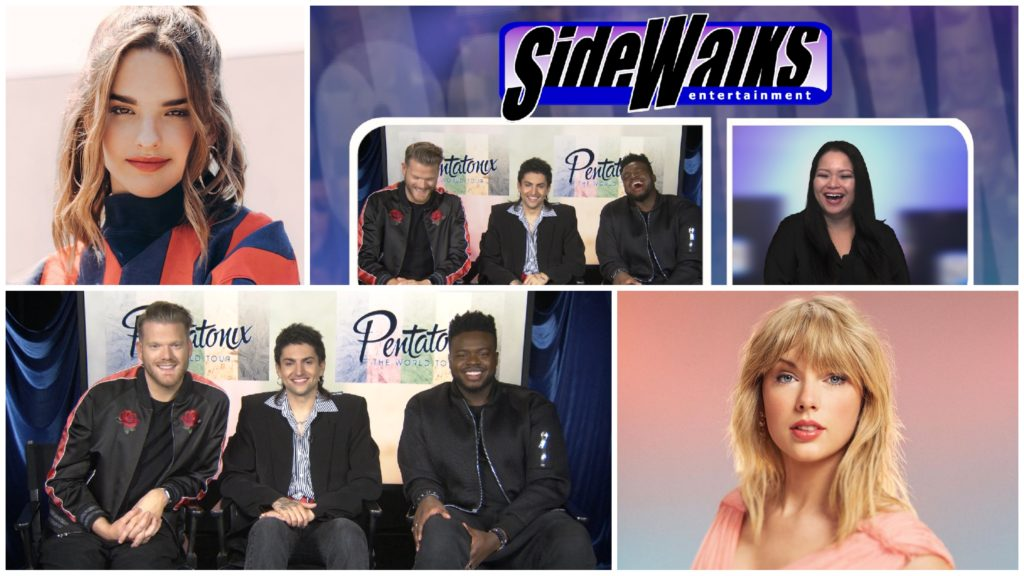 Episode #897 - Pentatonix on Tour > Sidewalks Entertainment