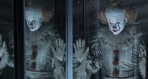 An image of Pennywise the Dancing Clown