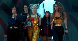 Still of Birds of Prey with the cast