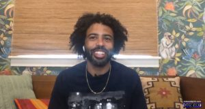 Daveed Diggs in our Sidewalks Entertainment interview