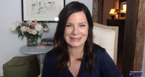 Marcia Gay Harden makes her 3rd appearance on Sidewalks Entertainment