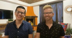 All smiles with 90 Day Fiancé: The Other Way's Armando and Kenneth