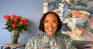 Another smile from Lynn Whitfield